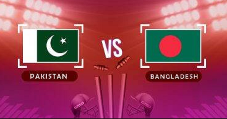 Pakistan Vs Bangladesh Live Cricket Match Watch All Live Test Match