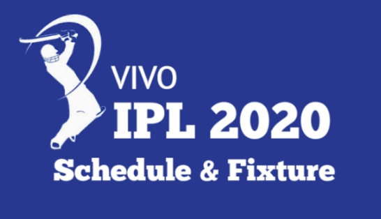 IPL Schedule 2020, Team, Time Table, Venue,Match List & Fixtures